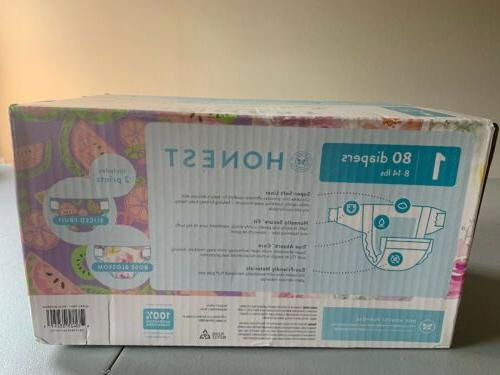 The Honest Box Diapers with Technology,