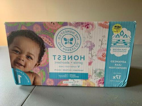 club box diapers with trueabsorb technology rose