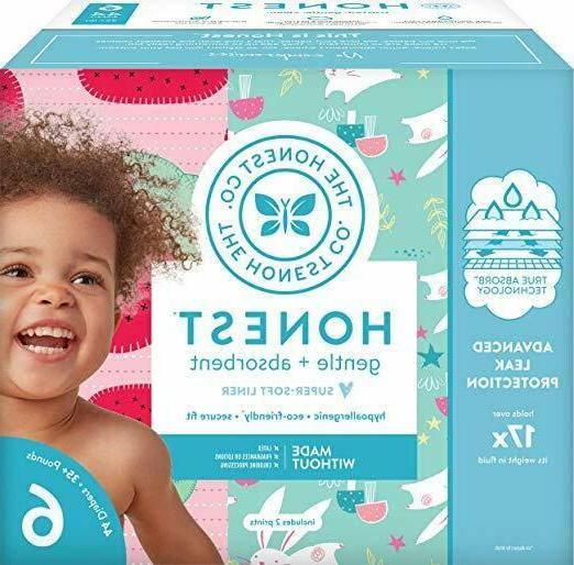 The Honest Company Club Box Diapers with TrueAbsorb Technolo