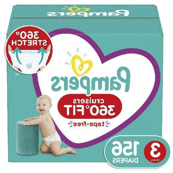 Pampers Cruisers Active Comfort