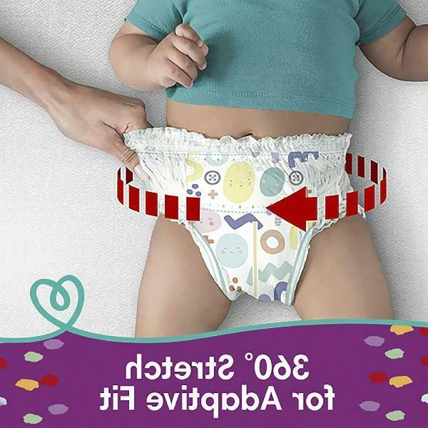 Pampers Fit Active Diapers,