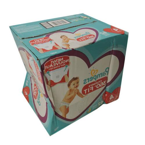 cruisers diapers size 4 62 count