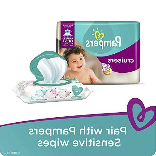 Pampers Diapers, ONE MONTH SUPPLY