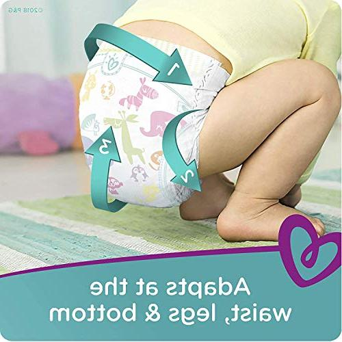 Pampers Diapers, Size ONE