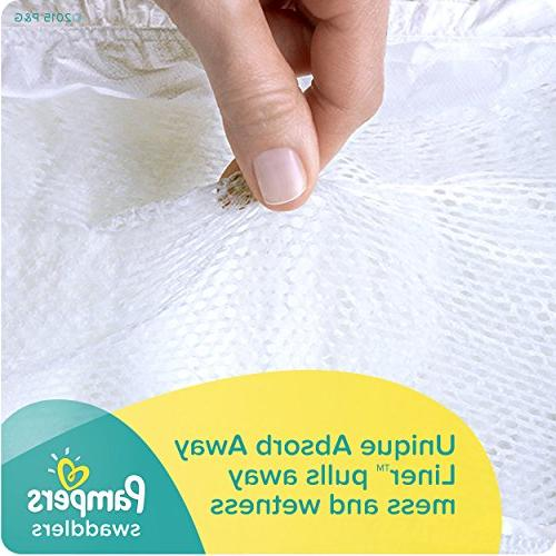 Pampers Swaddlers Size 35 ct