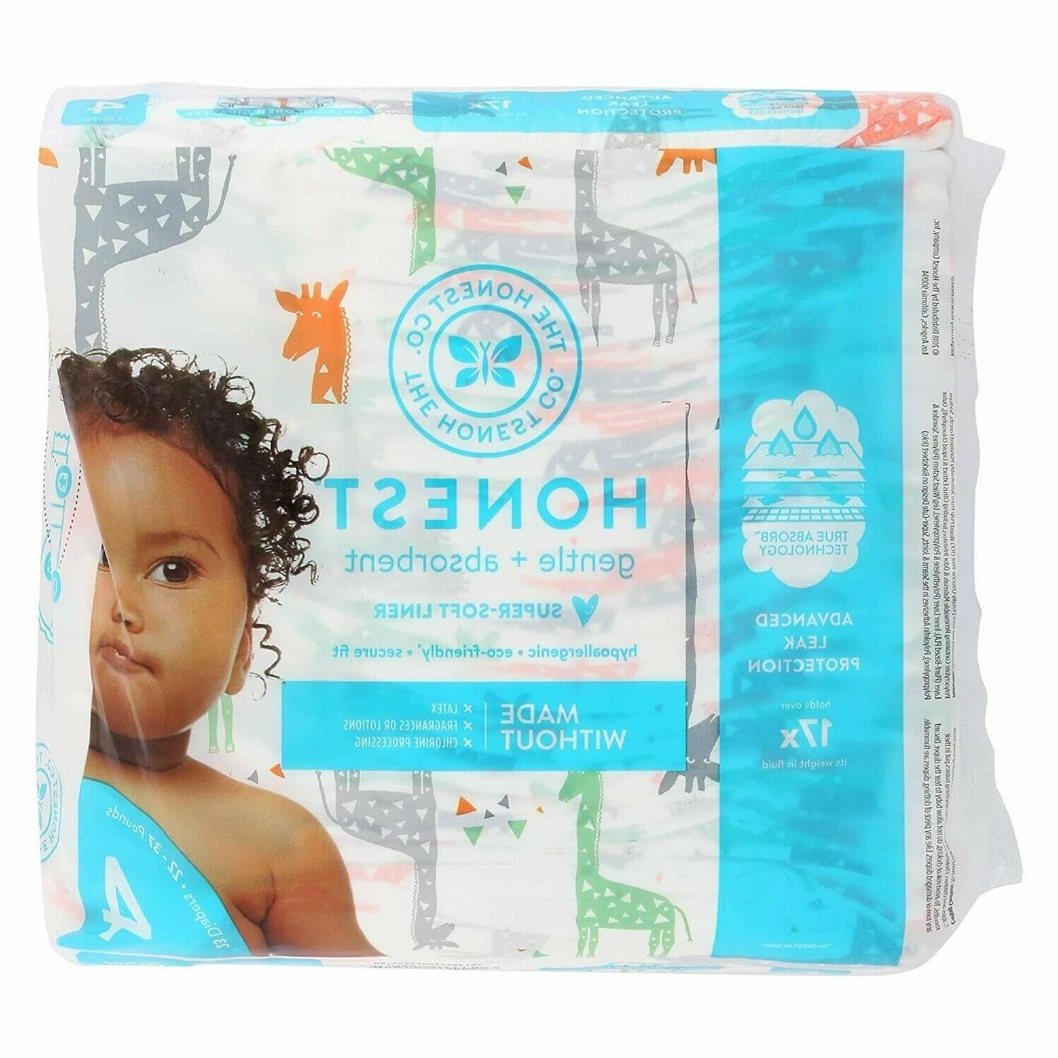 diapers giraffe size 4 23 count
