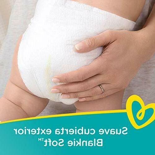 Diapers 0,1,2,3,4,5,6 Pampers Swaddlers Disposable Giant Pack