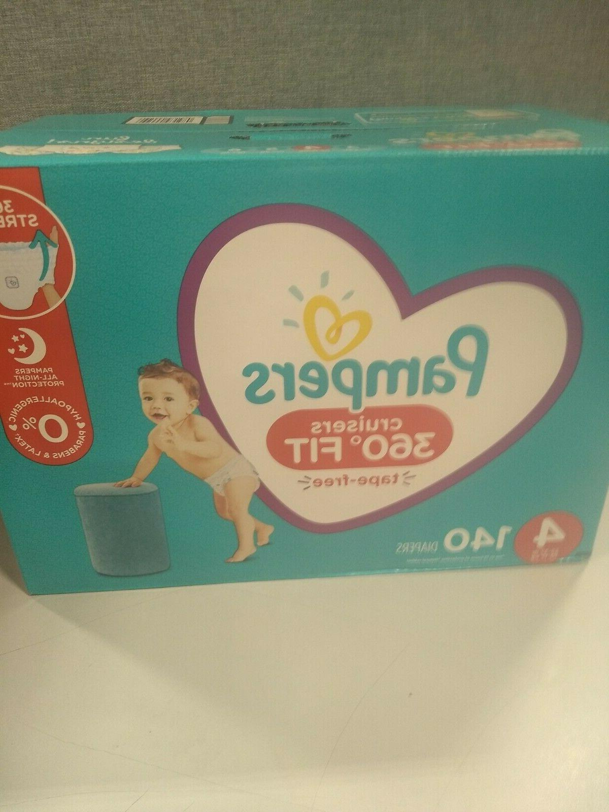 diapers size 4 cruisers 360 fit disposable