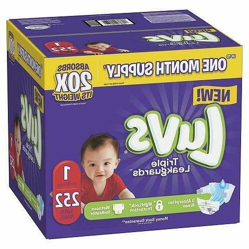 Diapers Size 5, Count Baby MONTH