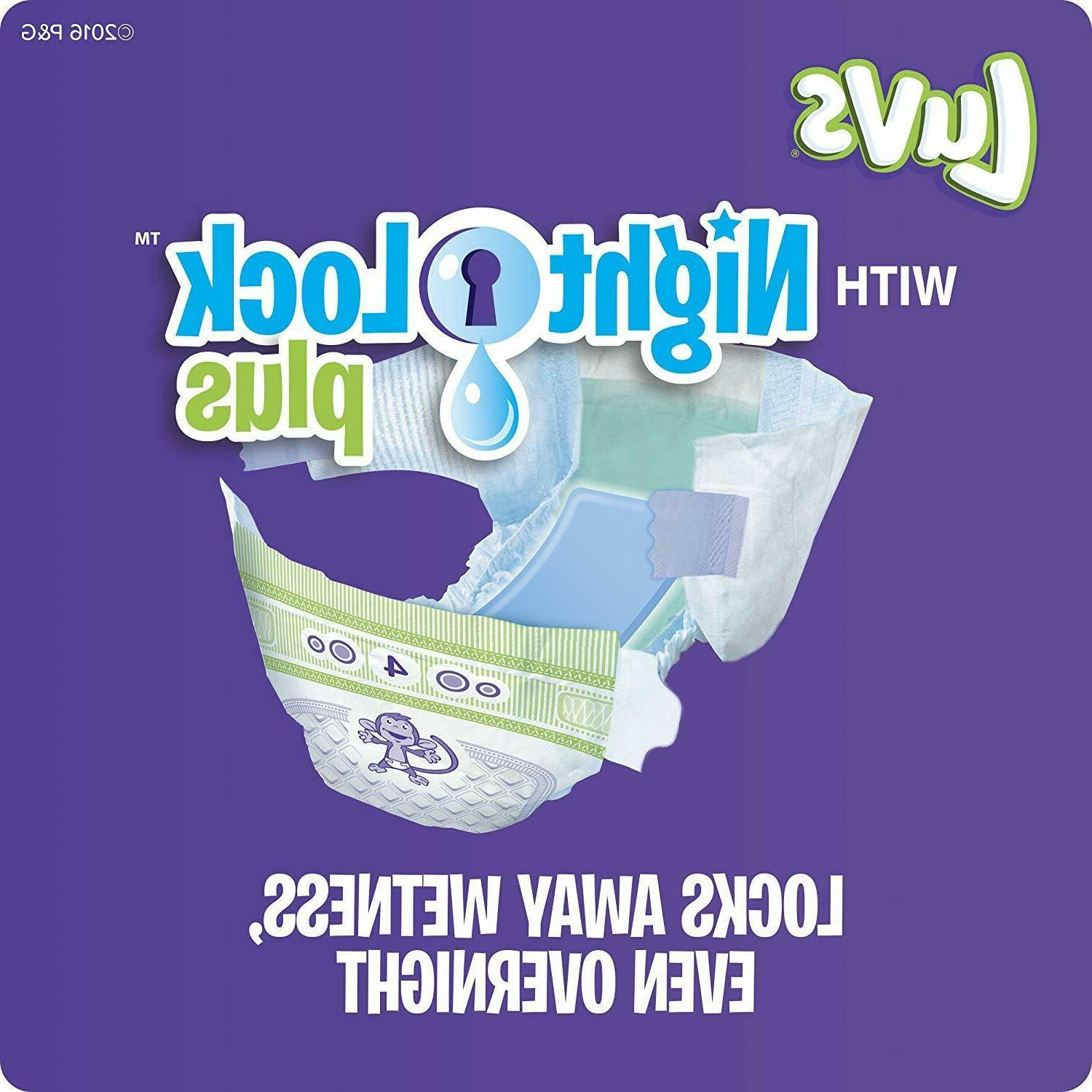 Diapers Size Count Leakguards Baby Diapers