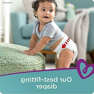 Pampers Disposable 4 Cruisers Fit Baby Stretchy Count