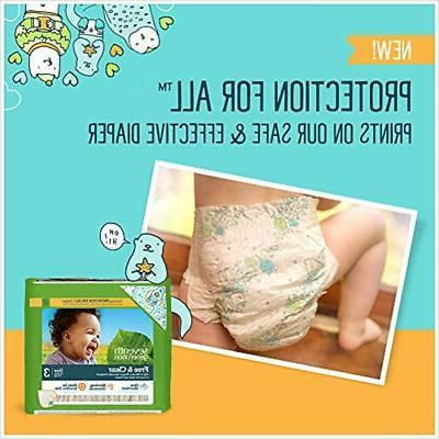 Seventh Generation Clear Diaper - Chips