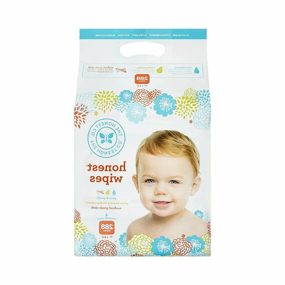 honest company baby wipes fragrance free classic