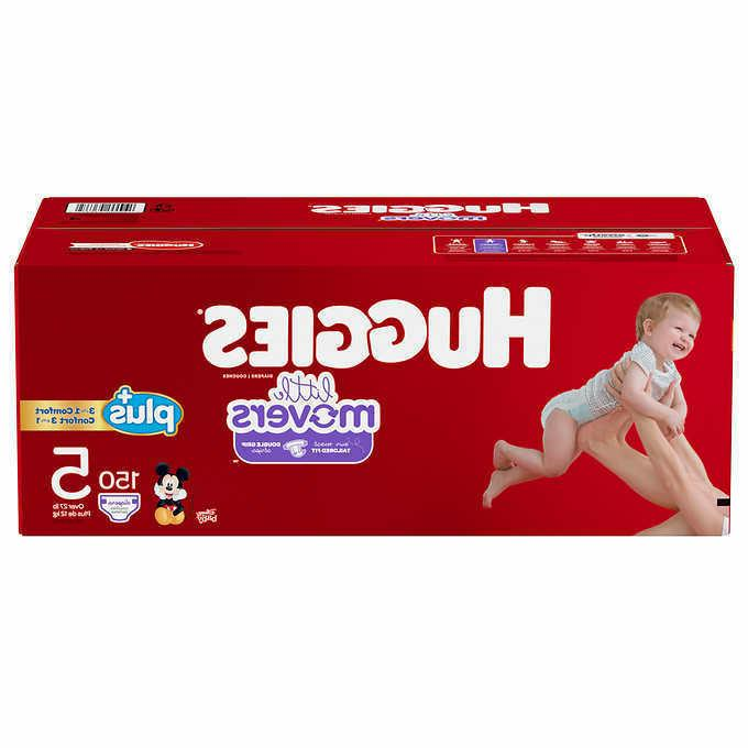 Huggies Little Snugglers Diapers Size 1 - 216 ct