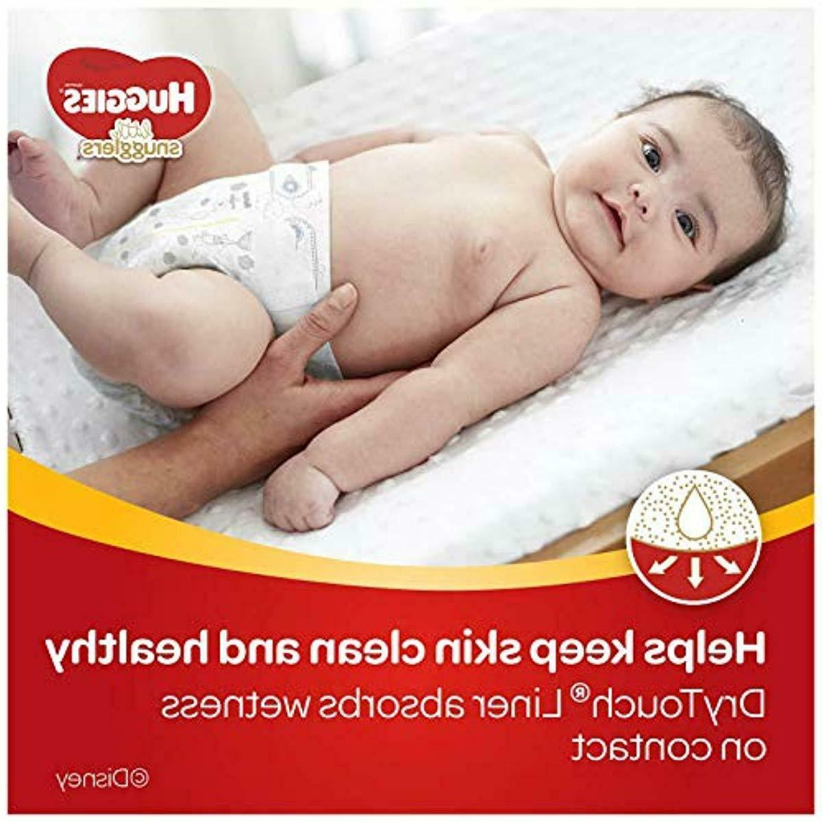 Diapers, Size Count