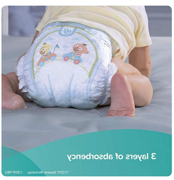 New Dry Disposable Baby 1 2 3 5 6
