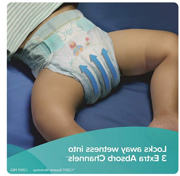 New Pampers Baby Disposable 1 5