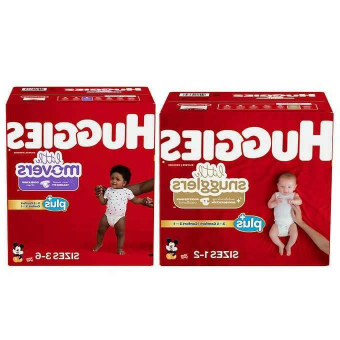 new plus diapers pick a size 1