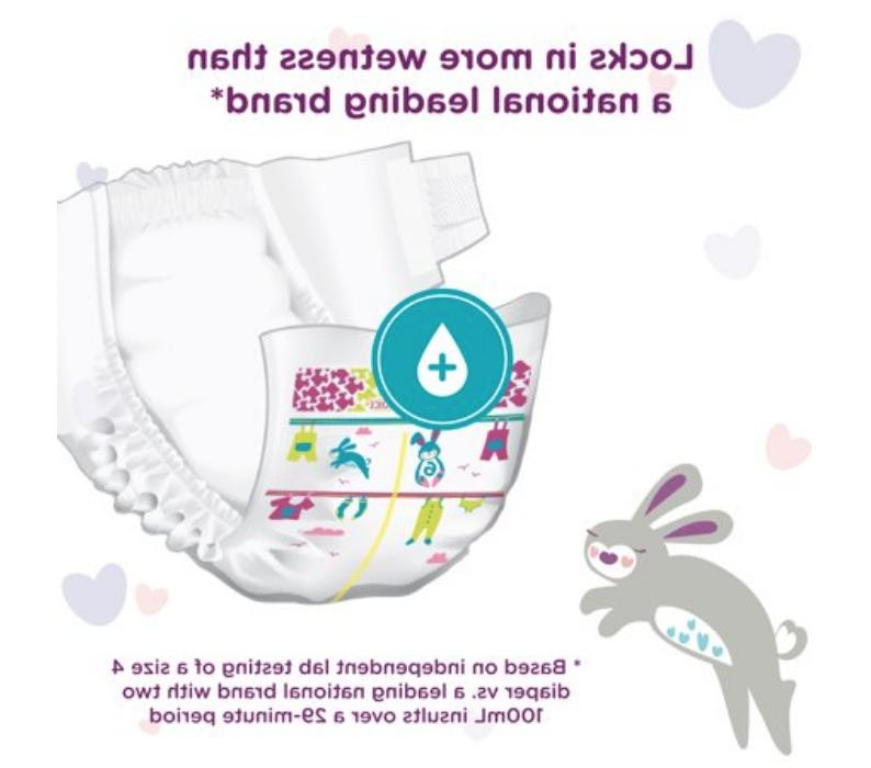 Overnight Diapers Baby Size 6