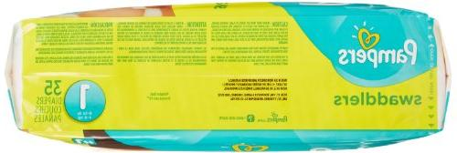 Pampers Diapers Size - 35 ct