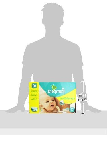 Pampers 2 Diapers Pack