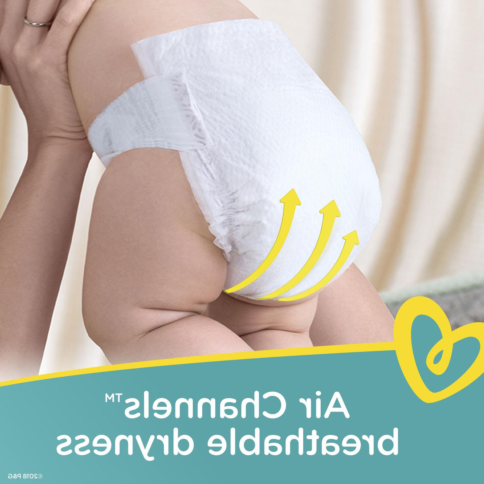 Pampers Absorbent 132 Ct