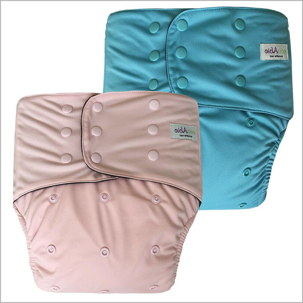 pocket cloth diaper for incontinence special needs