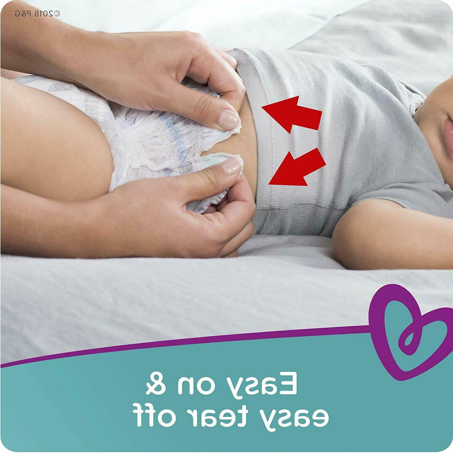 Pampers Cruisers 360 Fit 4, 6 NEW