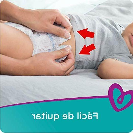 Pampers On Size 360˚ Disposable Baby, 62