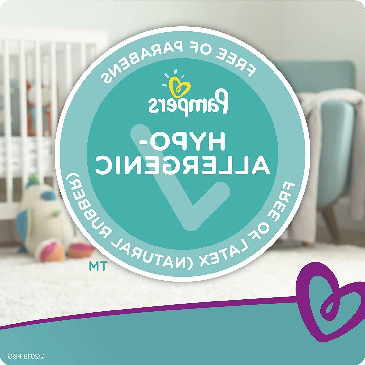 Pampers Baby 360 Fit 4, 6 NEW 2019!!!