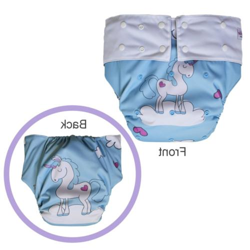 Reusable Adult Diapers Women and Teen Special