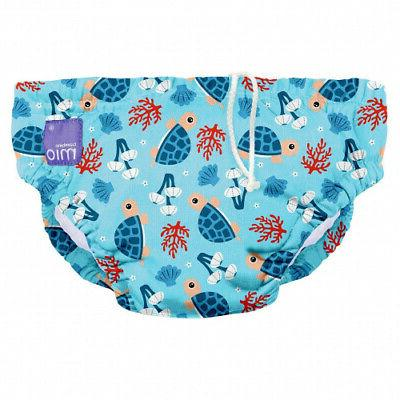 reusable swim nappy turtle bay extra large