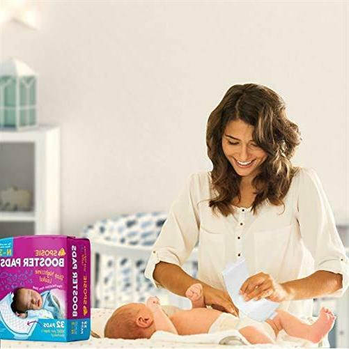 Sposie Baby Booster Pads for Newborns to 3