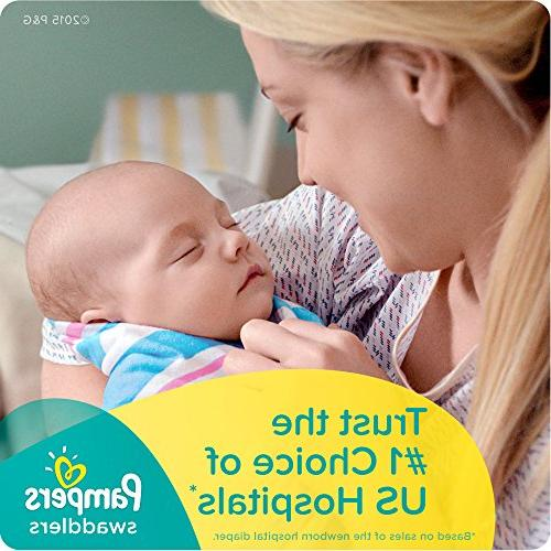 Pampers Diapers Economy - 186 Count