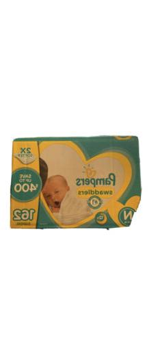 Pampers Swaddlers Diapers  Mega Pack 3-5 Diapers Used