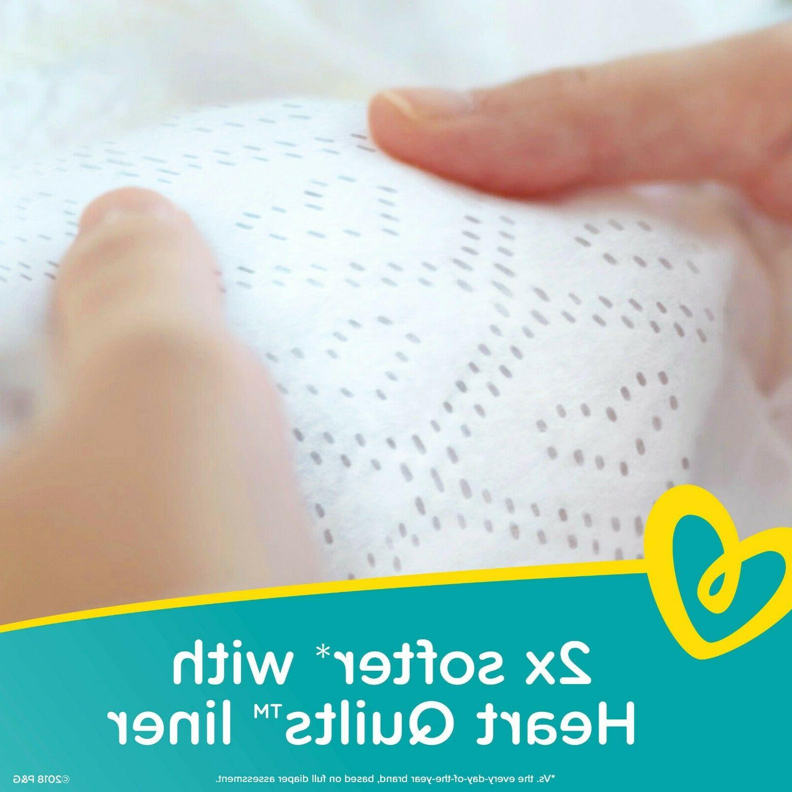 Pampers Swaddlers Size 1 3 5 7 Count: 50 - indicator