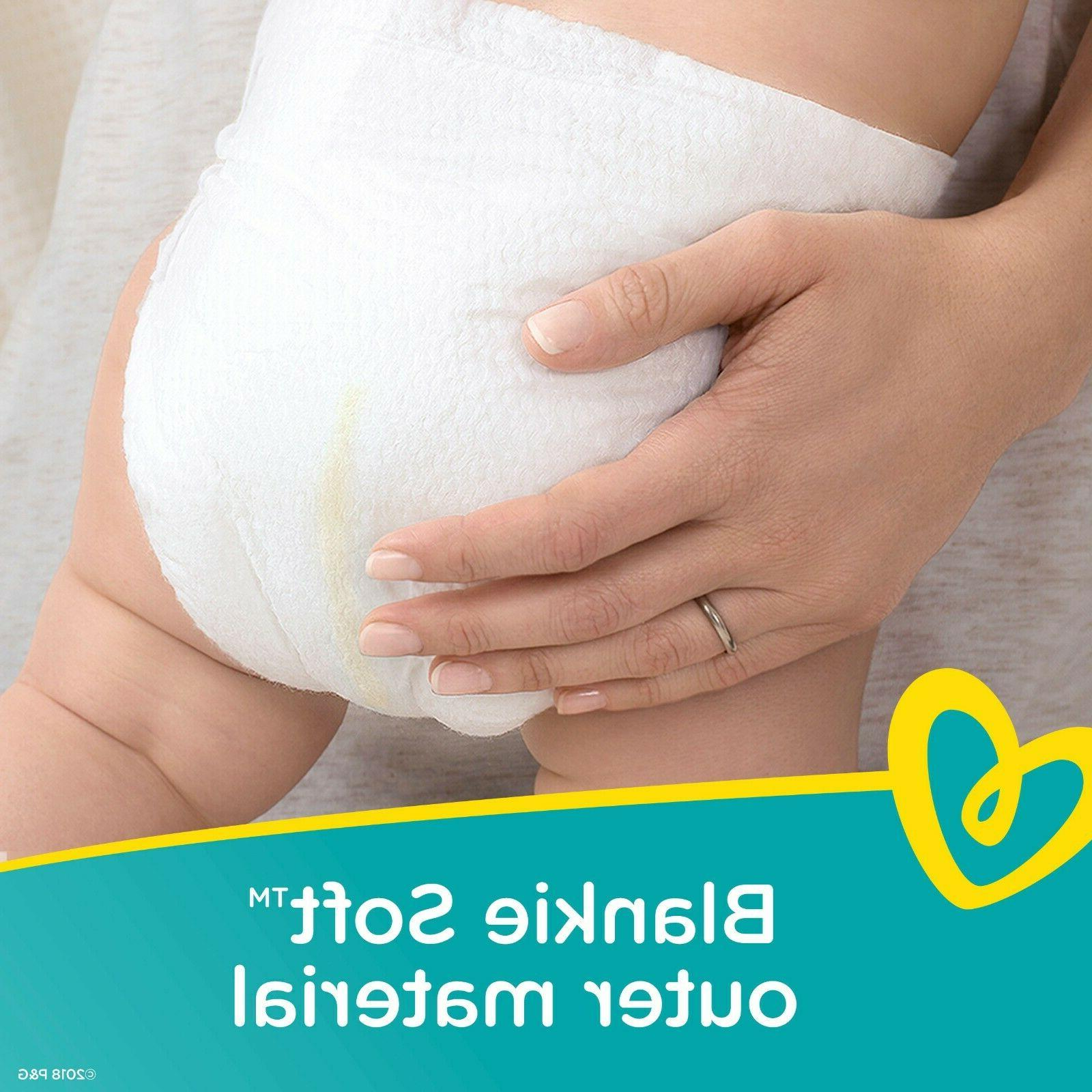 Pampers Swaddlers Diapers 1 2 3 5 50 indicator