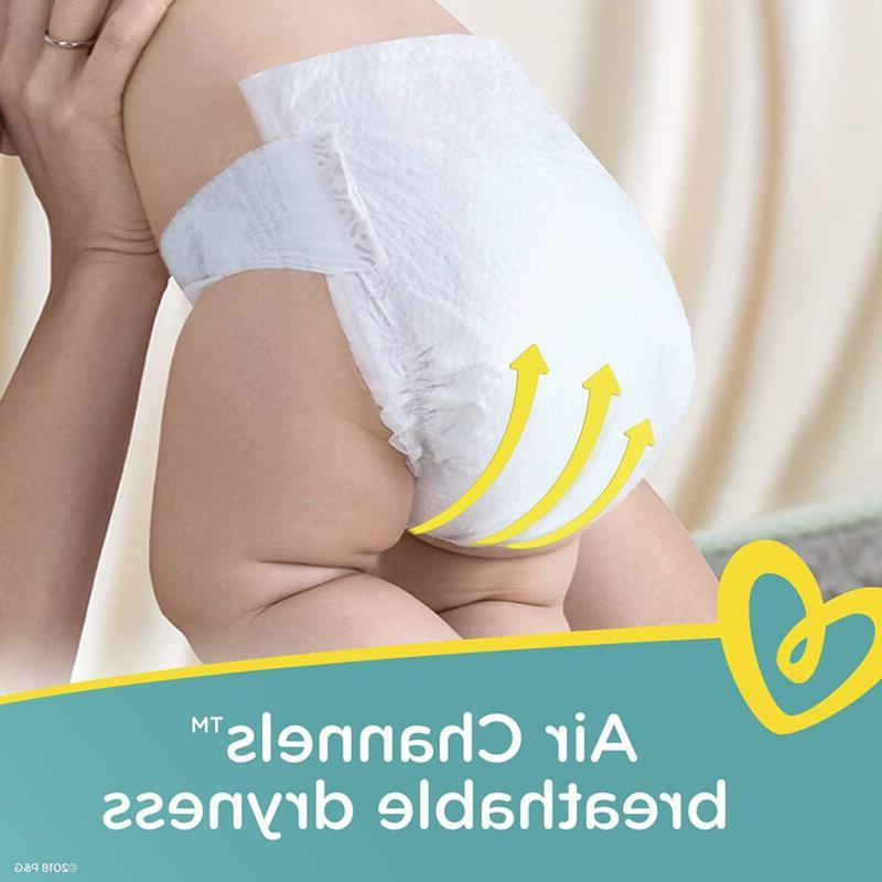 Pampers Diapers Size 1 5 Newborn 1 Month Supply