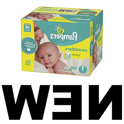 Diapers Size Count, MONTH