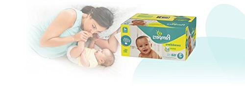 Pampers Disposable Baby Diapers Count, MONTH SUPPLY