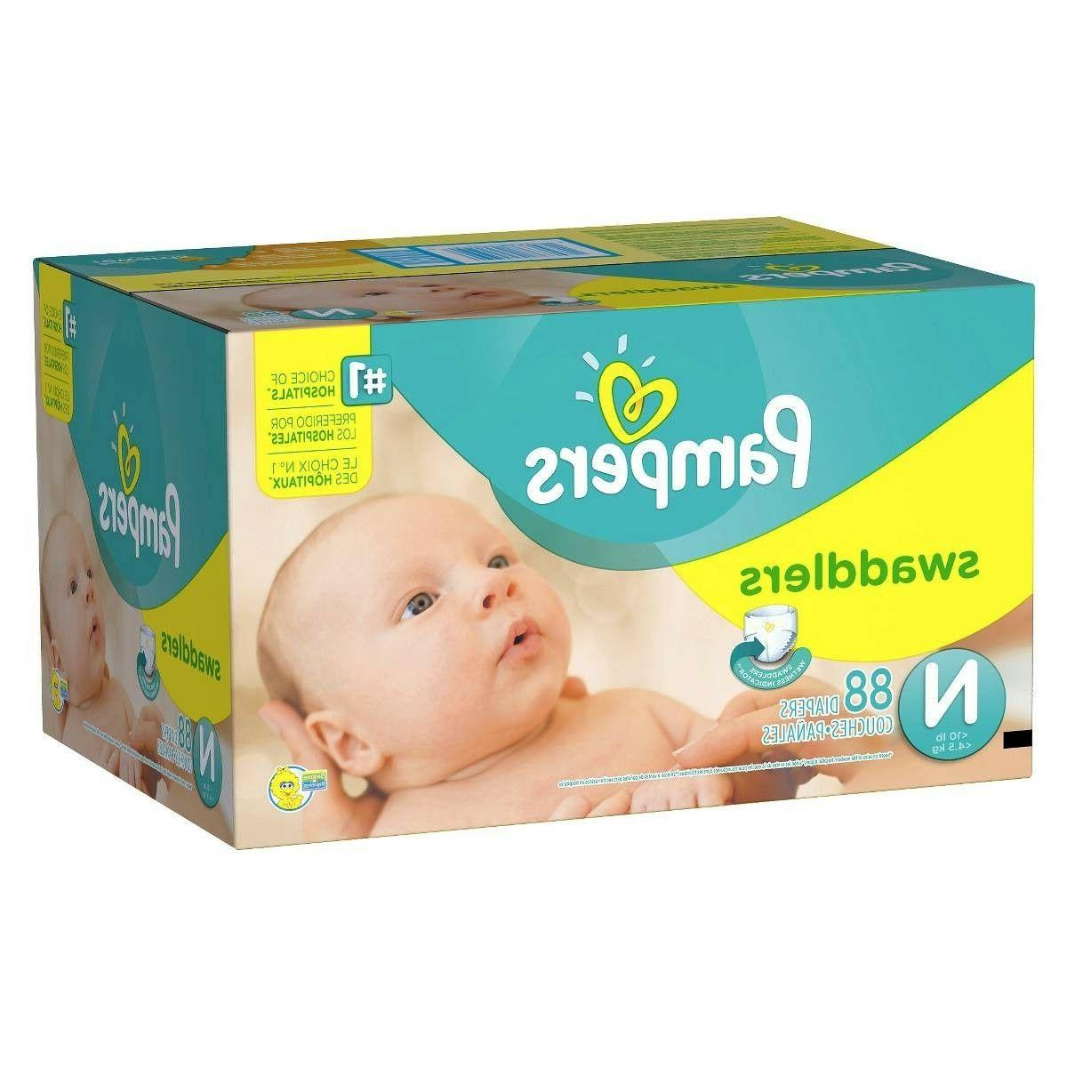 swaddlers disposable diapers newborn size 0 10