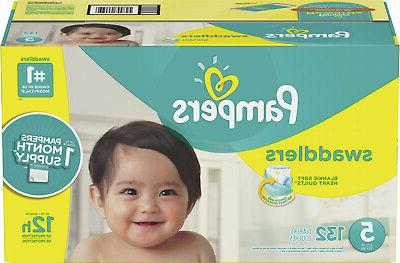 Pampers Disposable Diapers Size day Ship