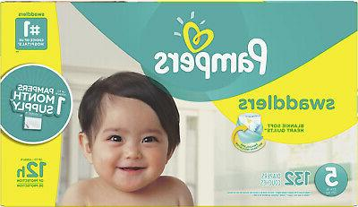 Pampers Swaddlers Disposable Size day *Baby