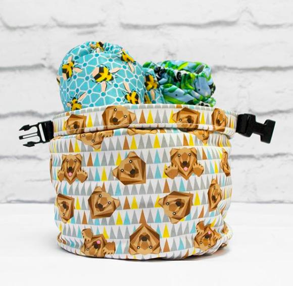 Nappy Nappies Washable Matching