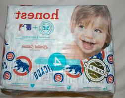 Honest Limited Edition MLB Chicago CUBS Diapers 29 Sz 4 Plan