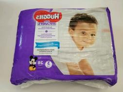Huggies Little Movers Mickey Mouse Size 3 Baby Disposable Di