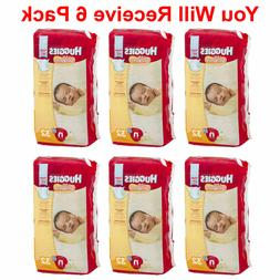 Huggies Little Snugglers Baby Diapers Disposable, Size Newbo