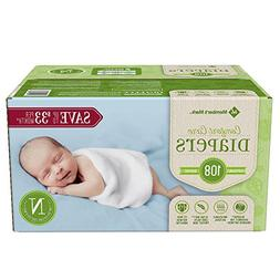 Member's Mark Comfort Care Baby Diapers Newborn Up To 10 L