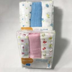 Muslin Diaper Baby Swaddle Blankets Baby Multi-use Blanket I