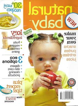 Natural Baby Magazine Easy Recipes Skin Care Diapers Cleanin